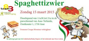 flyer spaghetti Asse-Terheide recto