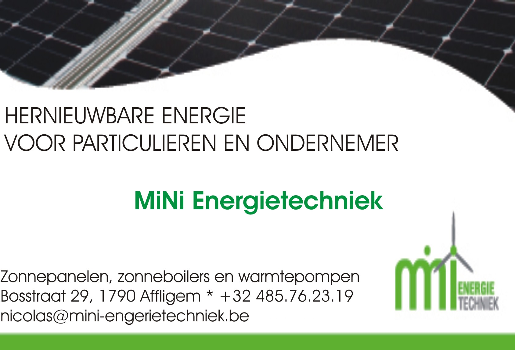Mini Energietechniek