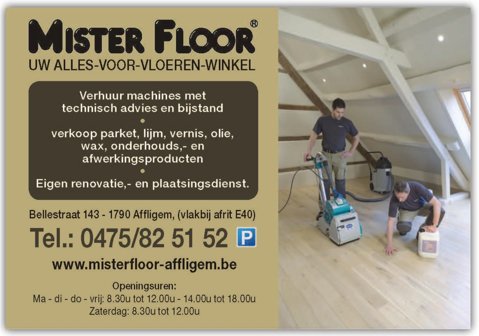Mister Floor