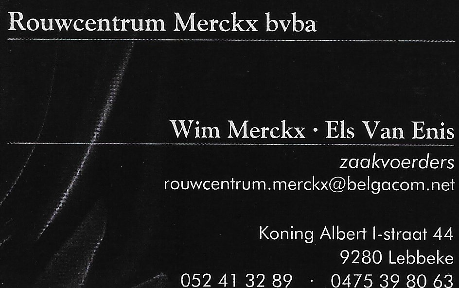 Rouwcentrum Merckx