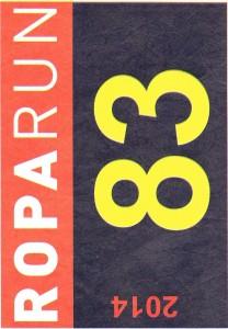 Teamnummer Roparun