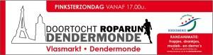 Roparundoortocht Dendermonde