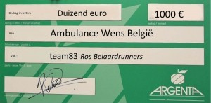 cheque Ambulance Wens
