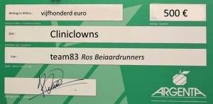 cheque Cliniclowns